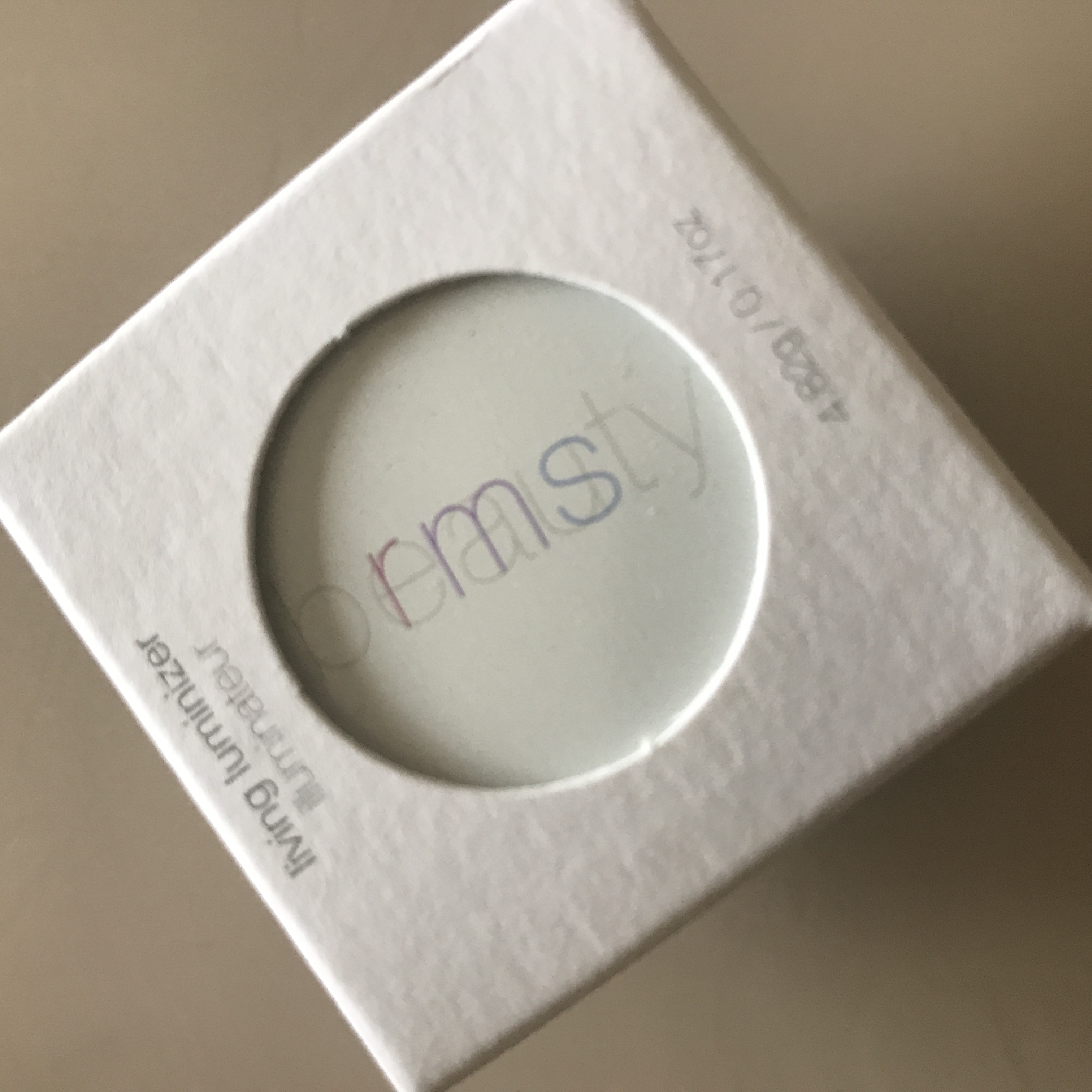 *NEW* RMS Beauty Living Luminizer