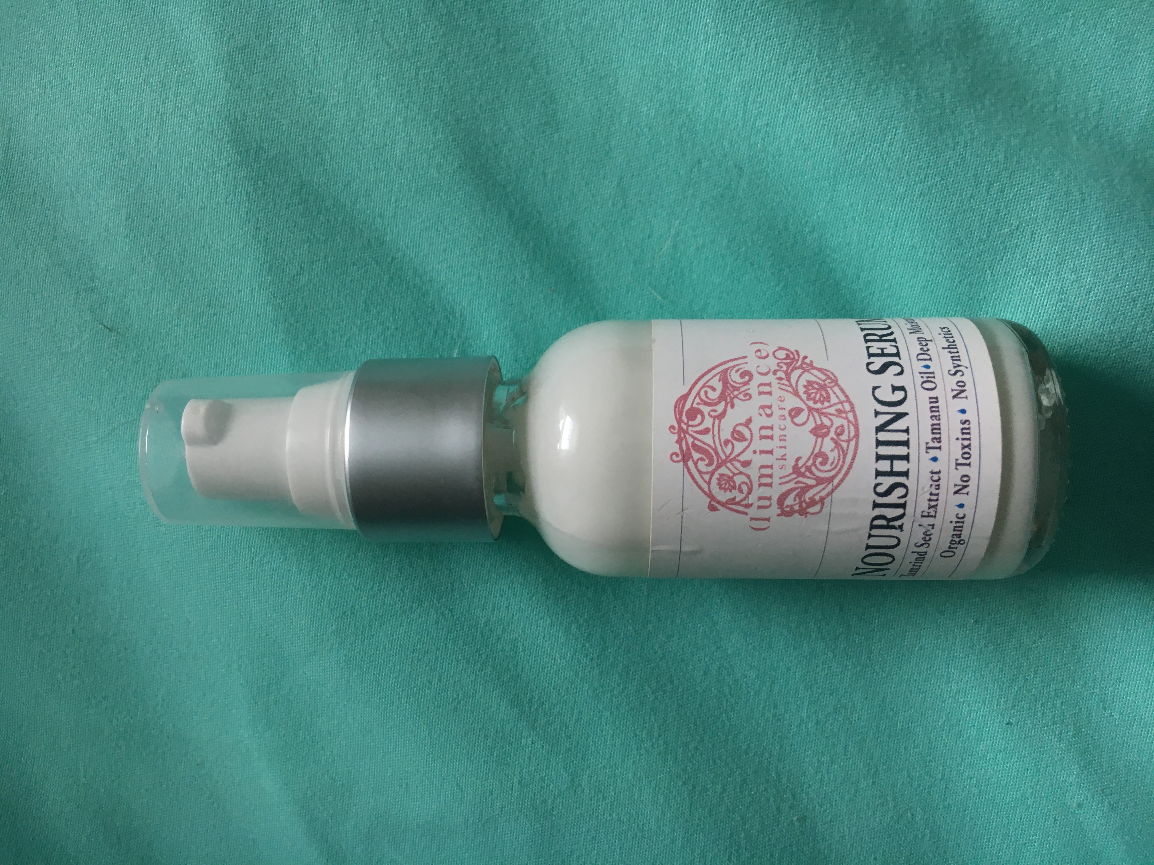 luminance Nourishing Facial Serum-NEW