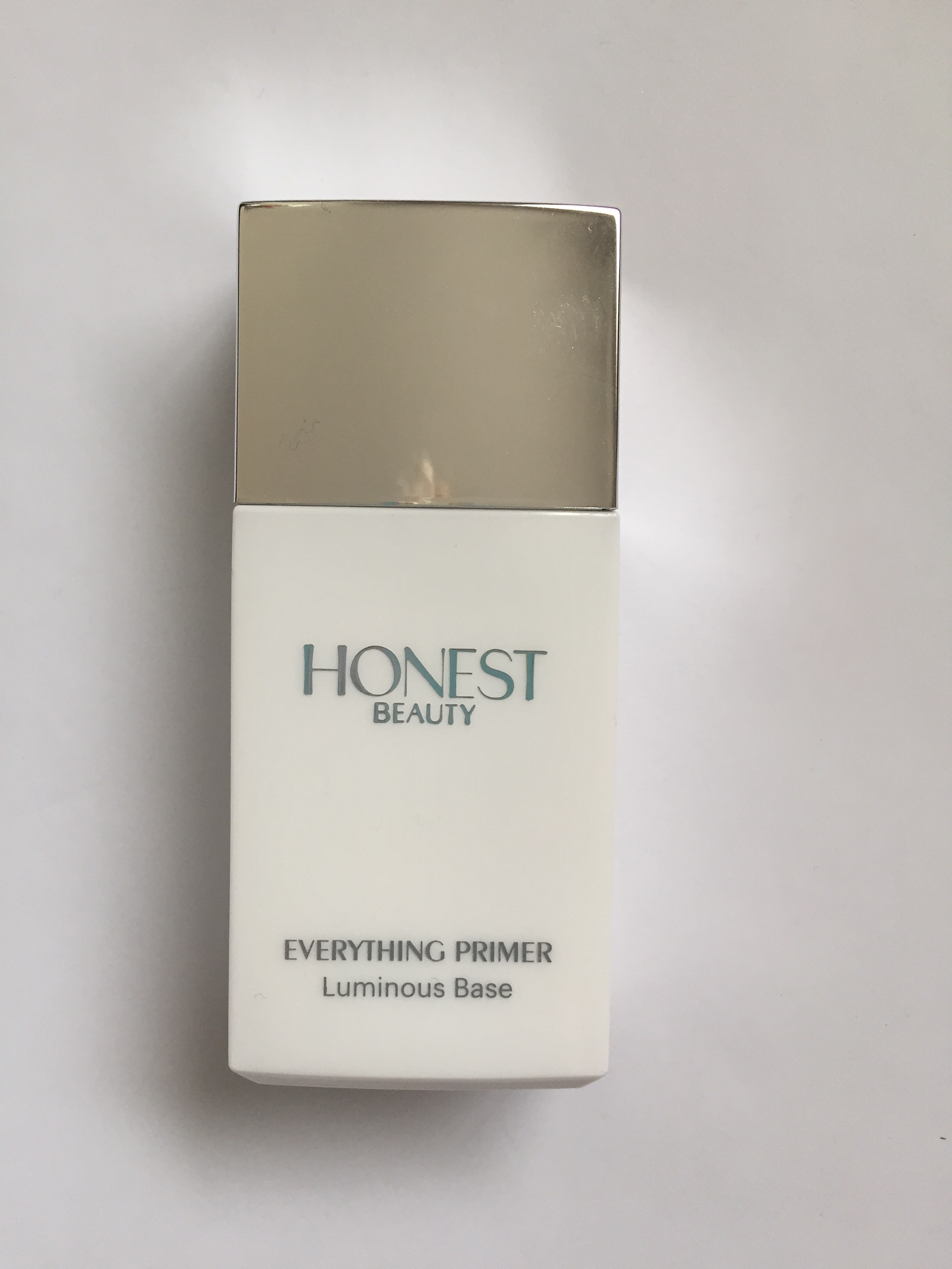 New: Honest Beauty Everything Primer Luminous Base