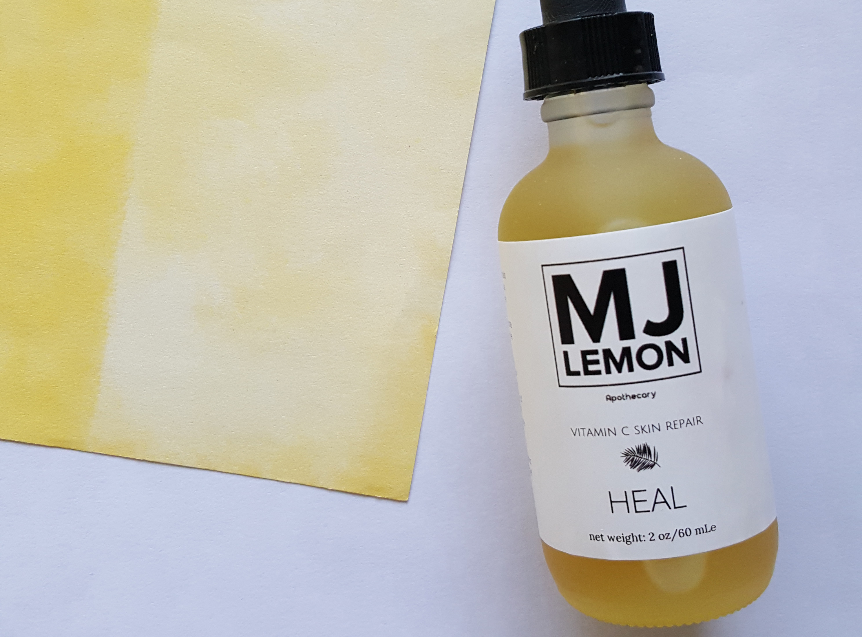 •	MJ Lemon Vitamin C Skin Repair Heal