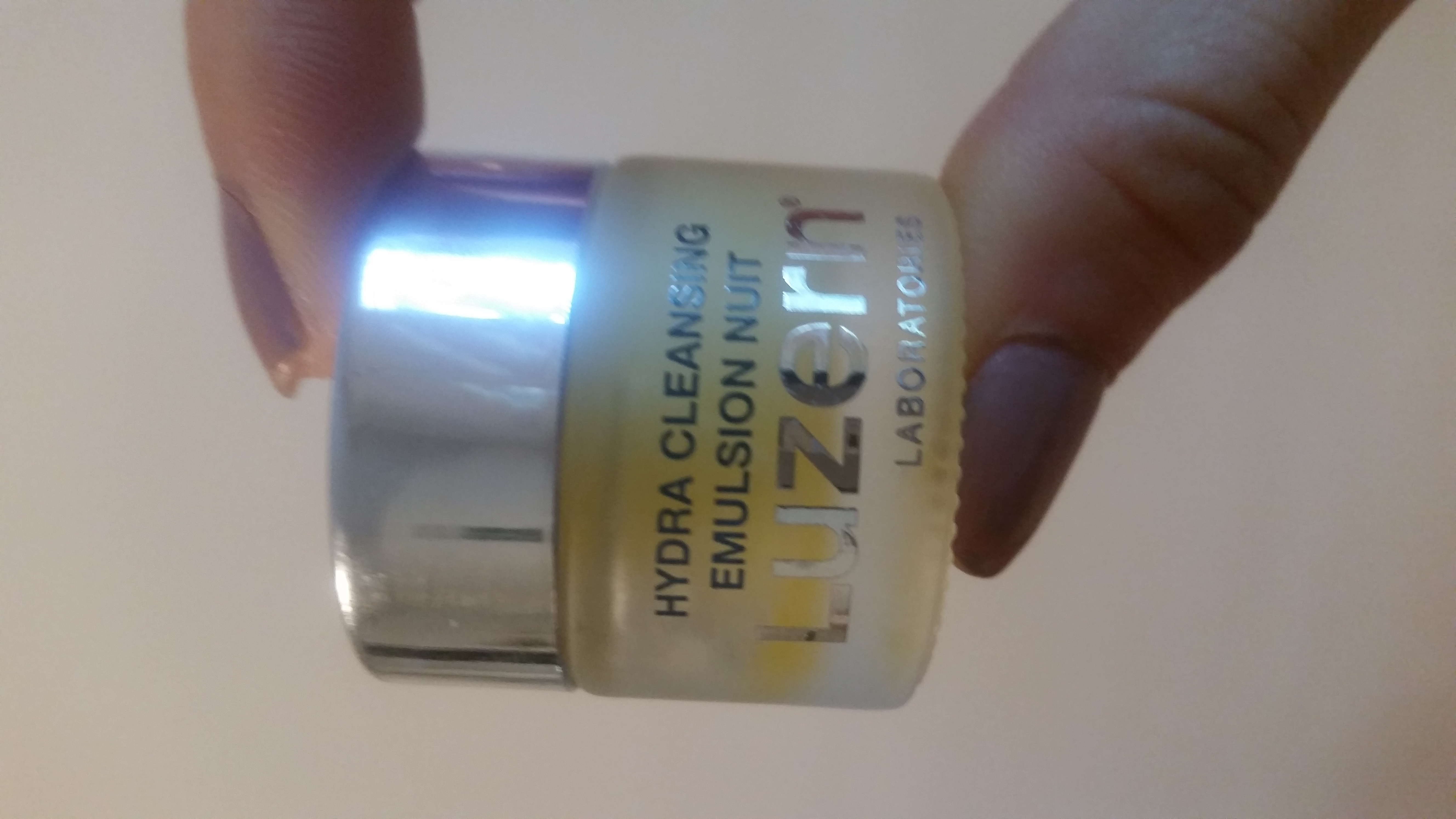 Luzern Hydra Cleansing Emulsion