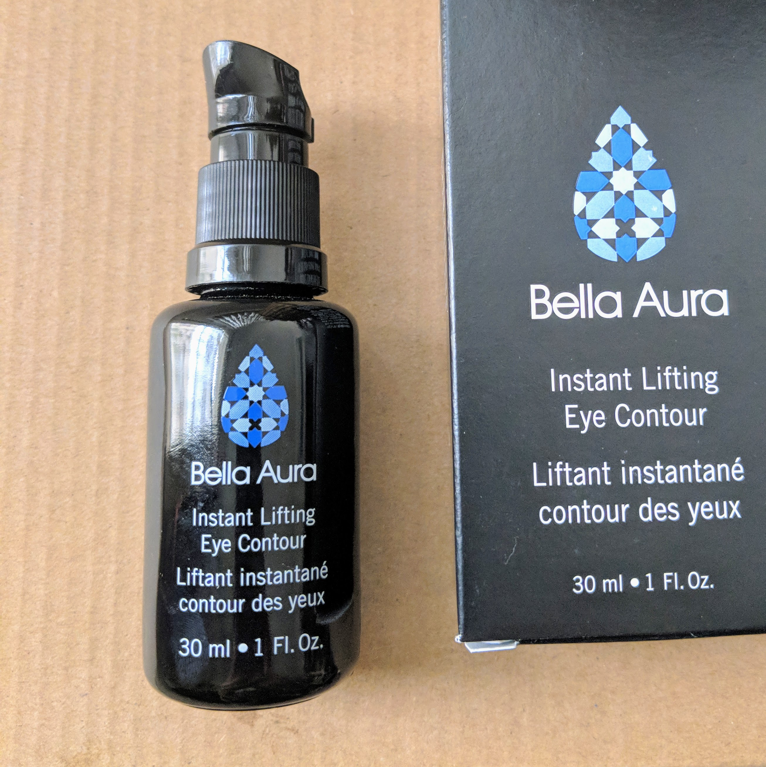 BELLA AURA INSTANT LIFTING EYE CONTOUR