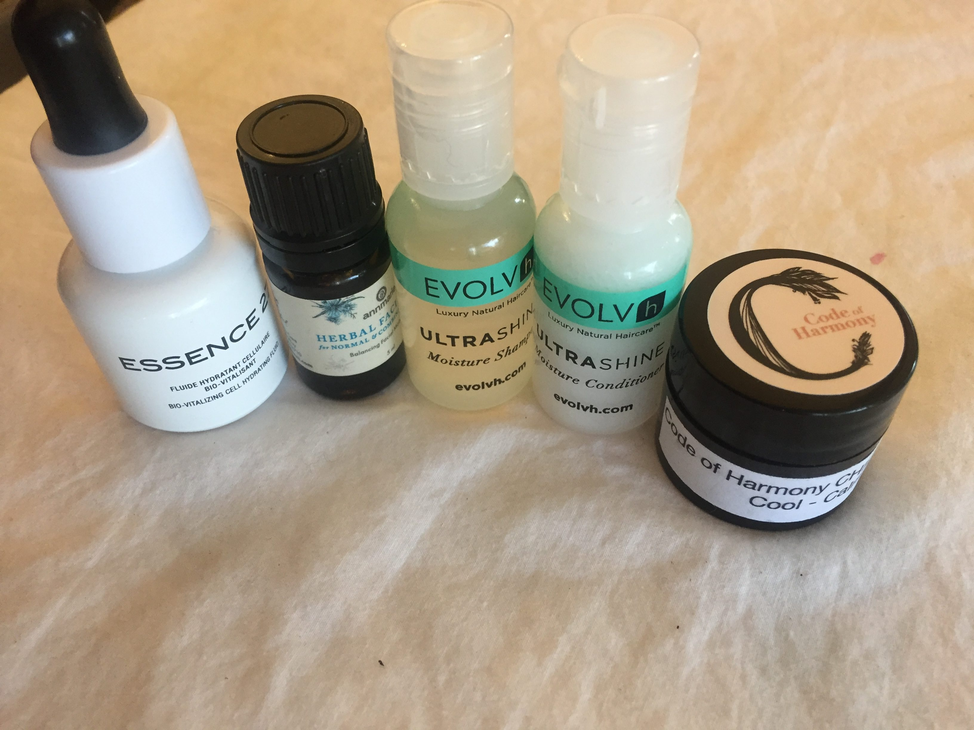Indie Beauty Expo Samples