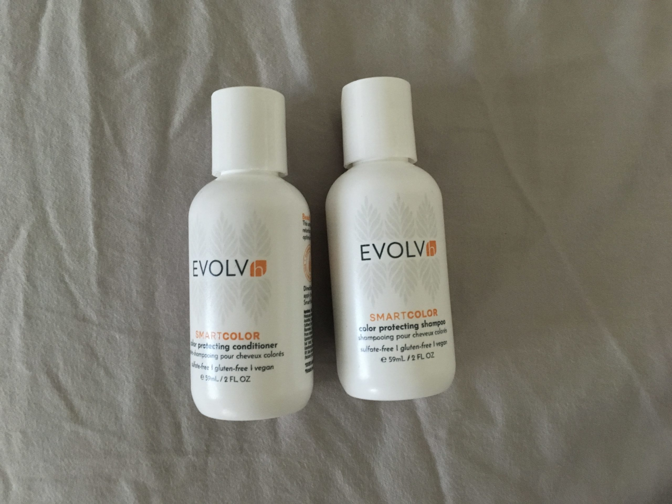 EVOLVh SmartColor Travel Set