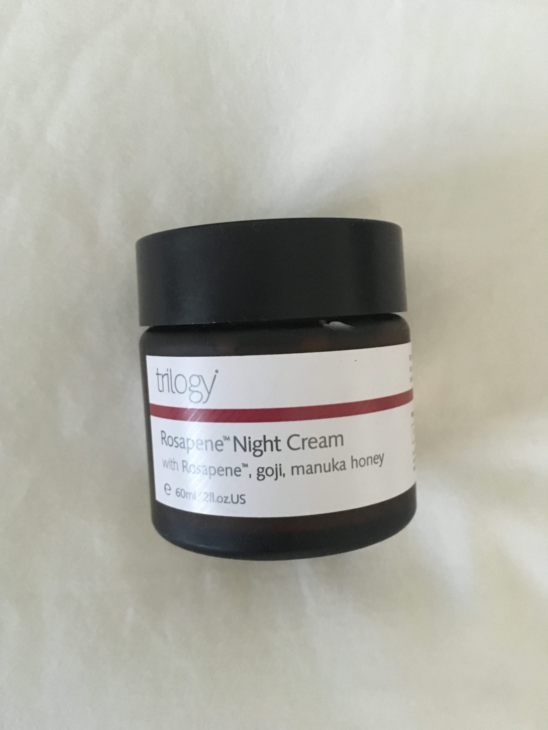 Trilogy Rosapene Night Cream