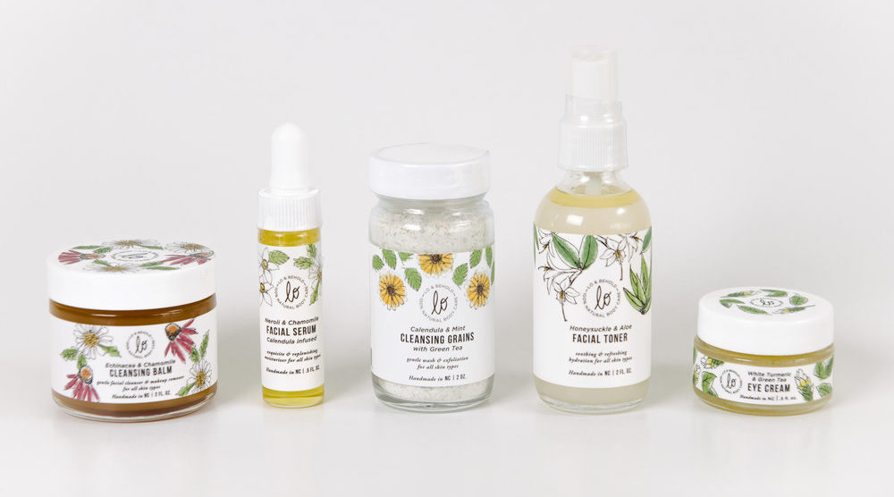 lo and behold naturals skincare